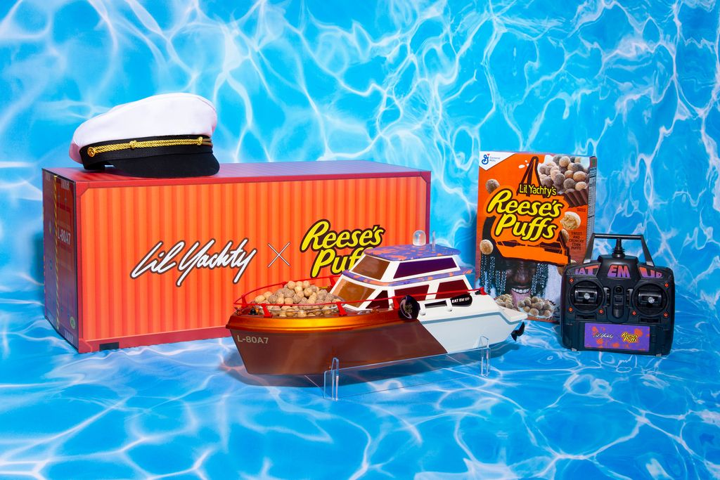 Lil Yachts Reese's Puffs